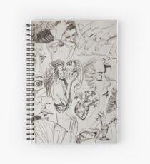 Lust & Love Spiral Notebook