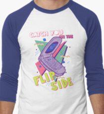 Flip Side Men's Baseball ¾ T-Shirt