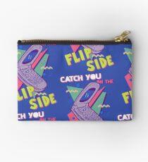 Flip Side Zipper Pouch