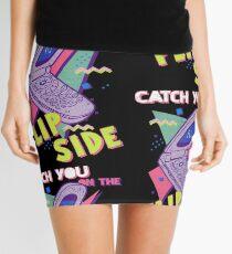 Flip Side Mini Skirt