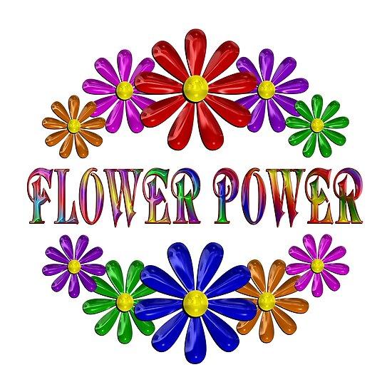 FLOWERPOWER von CoolDoodles