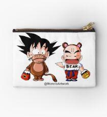Kid Goku & Krillin Halloween Studio Pouch