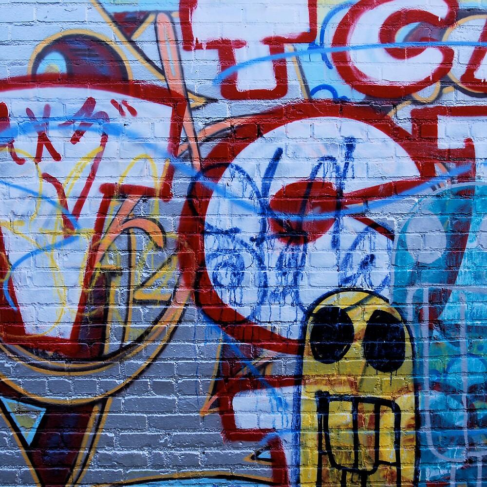 KC Graffiti 3 by Robert Baker