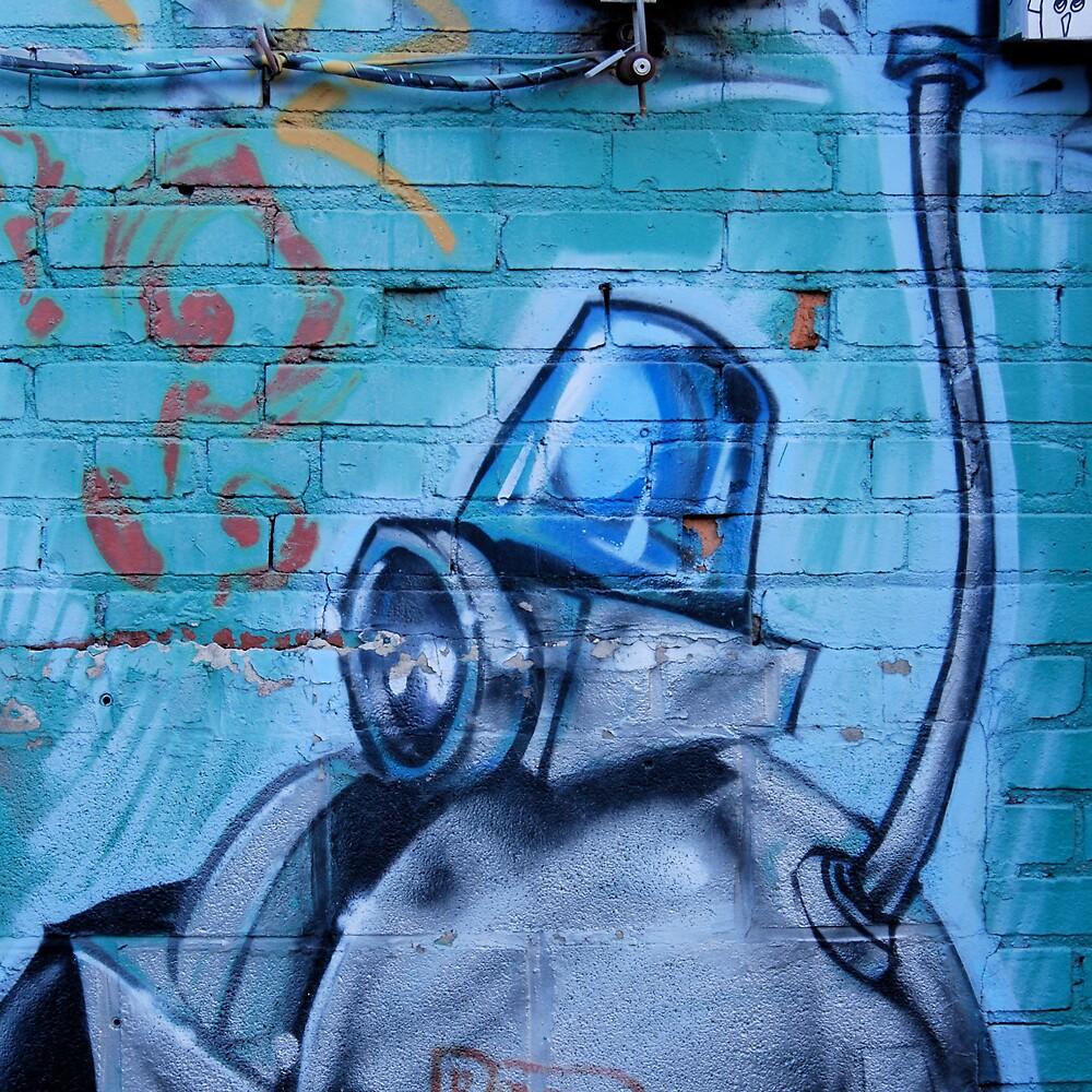 KC Graffiti 5 by Robert Baker