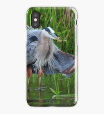 Wading Crane iPhone Case/Skin