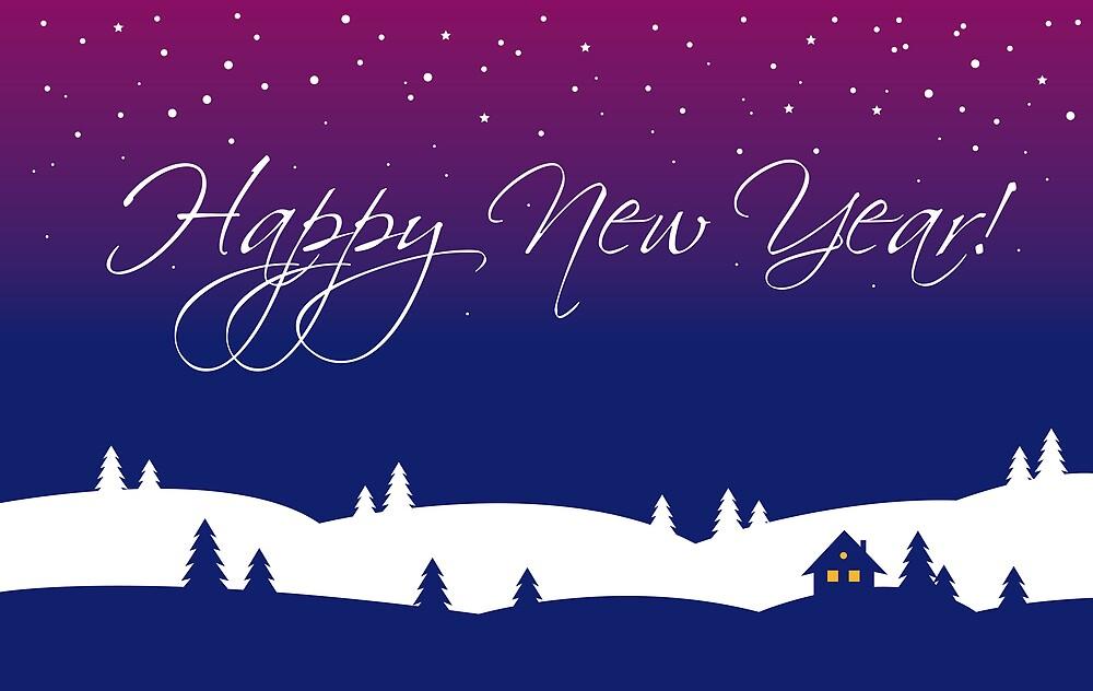 Happy New Year! by mc27