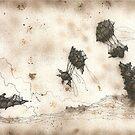 Sea battle by Daniele Lunghini