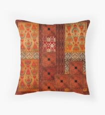 Cojín Vintage textile patches