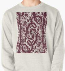 scary woods Pullover Sweatshirt