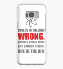 The love paradox. Samsung Galaxy Case/Skin