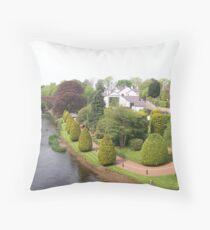 River Doon Throw Pillow