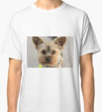 Yorkie Natural Classic T-Shirt