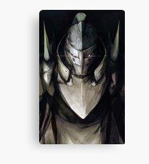 Fullmetal Alchemist - Alphonse Canvas Print