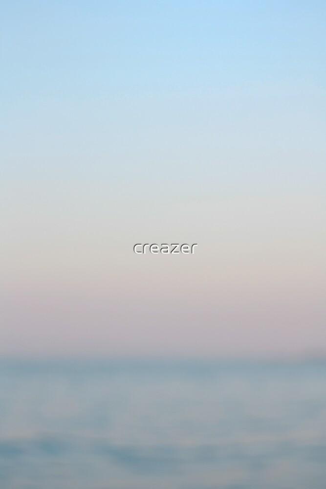 dreamy sunset by creazer