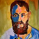 Matisse by Derain by Me by Marilyn Brown