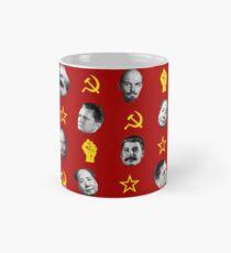 Kommunistische Führer Tasse