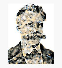 Nietzsche Clockwork Photographic Print