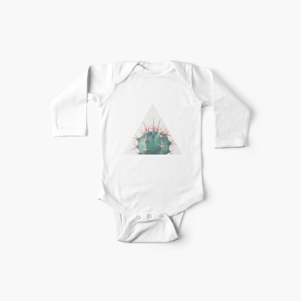 Ferocactus Baby One-Piece