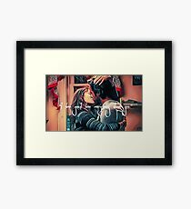 Jimmy/Fiona Framed Print