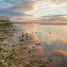 Hunstanton sunset by DaleReynolds