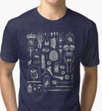 Camiseta de tejido mixto Rarezas: rayos x