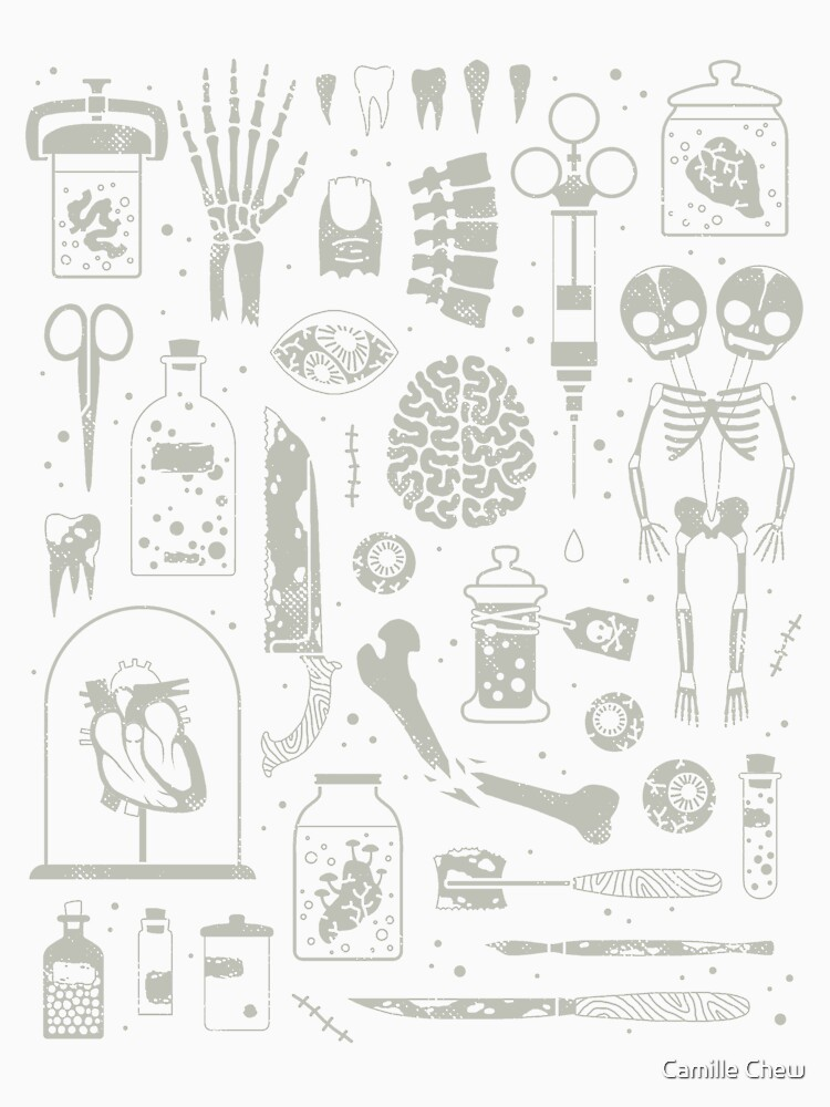 Oddities: X-Ray by LordofMasks