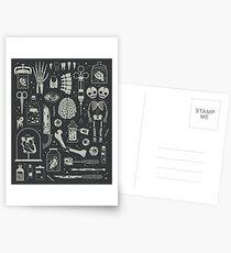 Oddities: X-Ray Postcards