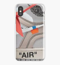 new product 995e5 11507 Air Jordan iPhone X Cases & Covers | Redbubble