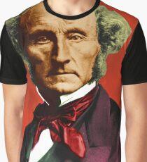 John Stuart Mill  Graphic T-Shirt