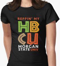 HBCU Morgan State University Women's Fitted T-Shirt