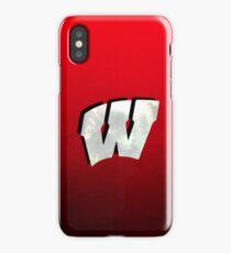 Wisconsin pride iPhone Case/Skin