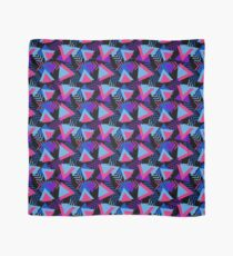 Cool Triangle 90s Print Scarf