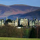 Keswick - The Headlands by Stephen Paylor