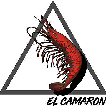 El camaron - The shrimp by ichindenshin