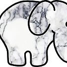 Elephant with Marble Fill by zlapr