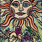 The Sun by LisaKSalerno