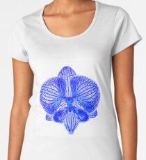 Blue orchid Women's Premium T-Shirt