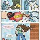 New Hawk & Croc Page 70 by psychoandy