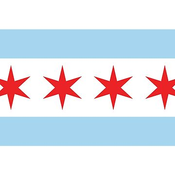 Chicago Flag by richdelux