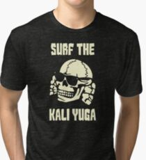Surf the Kali Yuga Tri-blend T-Shirt