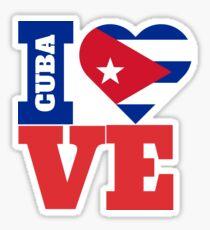CUBANO Sticker