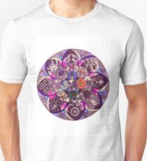 Japanese-style Mandala Unisex T-Shirt