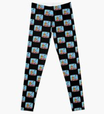 TV Puppet Pals Leggings