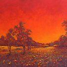 'Sunset Breeze, Willowmavin' by Helen Miles