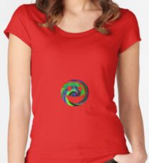 raver Women's Fitted Scoop T-Shirt