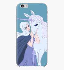 Amalthea and the Unicorn iPhone Case