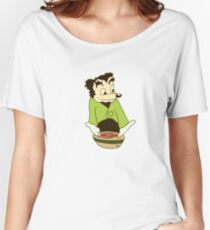Spaghet Women's Relaxed Fit T-Shirt