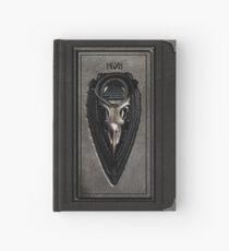 Hugin and Munin Hardcover Journal