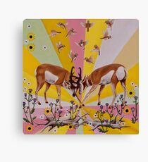 Mating Season Canvas Print