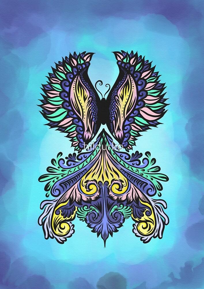 Reborn in the Dark, bohemian, spirituality by hildurko
